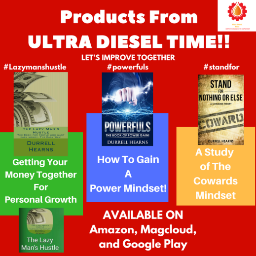 Products FromULTRA DIESEL TIME!!